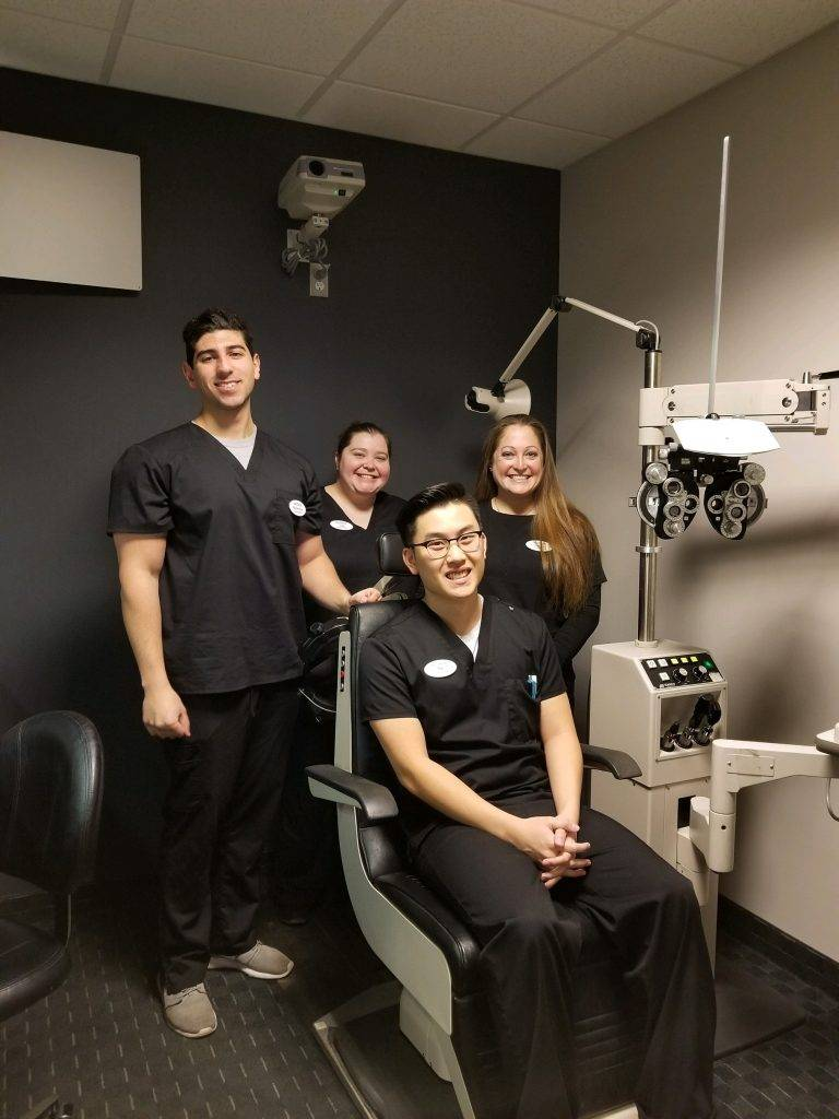 Optometric Assistants